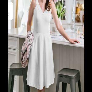 RW & Co White Dress